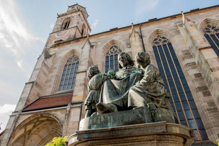 Christoph von Schmid Denkmal