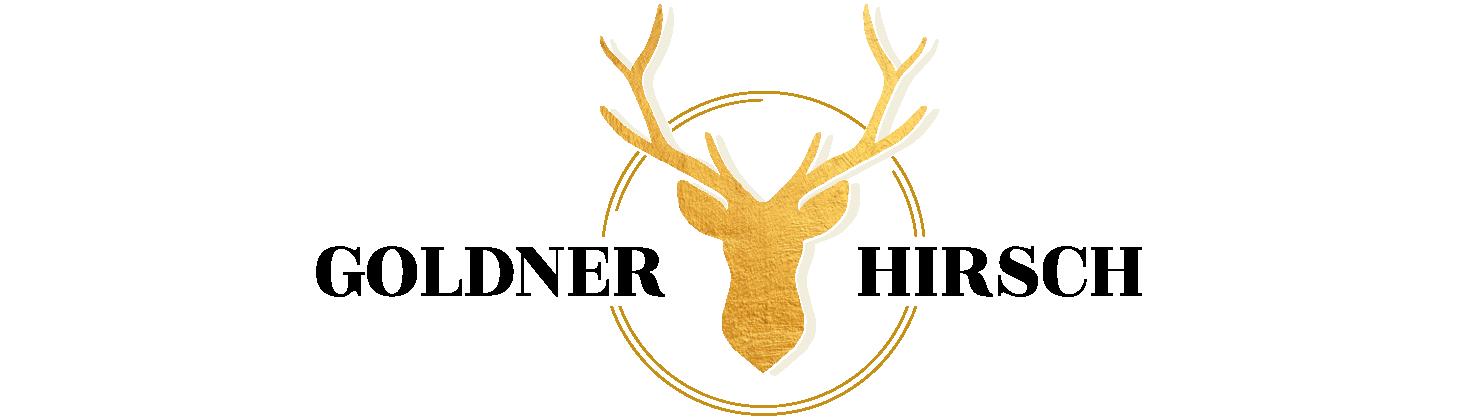 Logo Goldner Hirsch